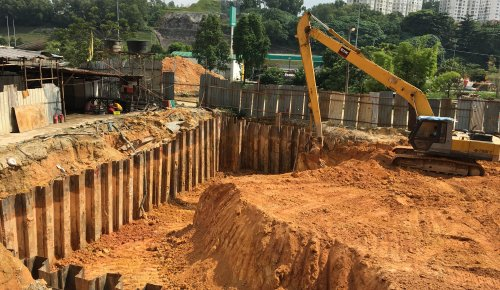 Sg Sheet Piling Your One Stop Steel Sheet Piles Solution