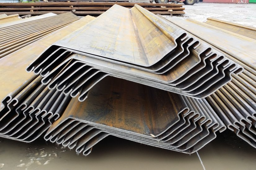 SG SHEET PILING - Your One-Stop Steel Sheet Piles Solution